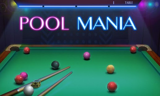 Pool Mania - screenshot thumbnail