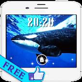Whale Killer HQ live wallpaper
