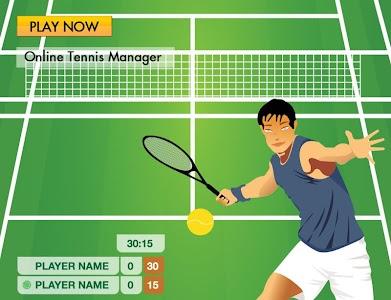 Tennis Manager Game v1.45