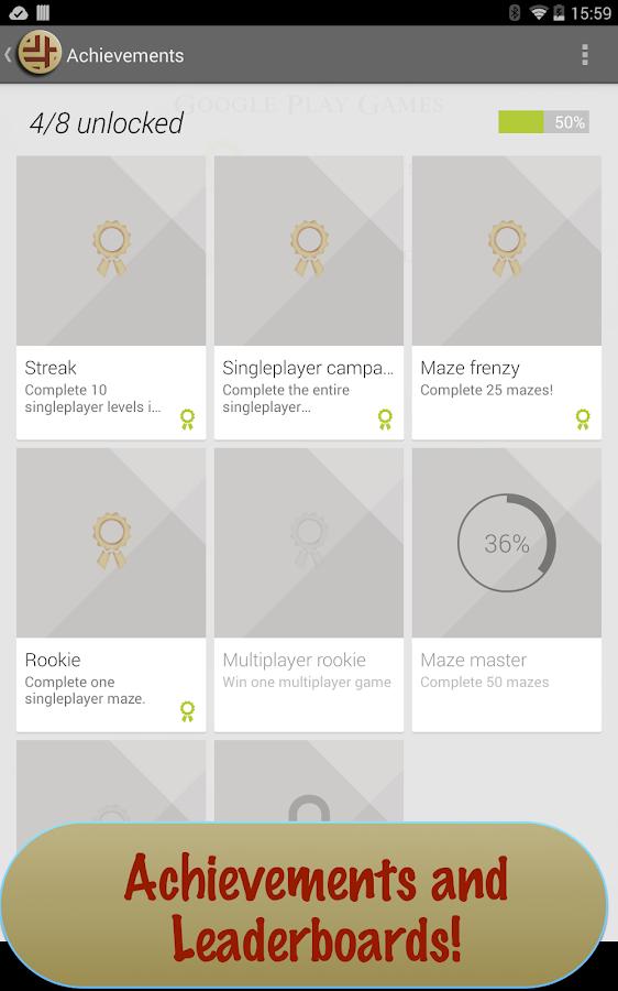 MultiMaze- screenshot