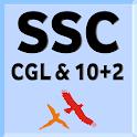 SSC CGL Exam Preparation 2016 icon