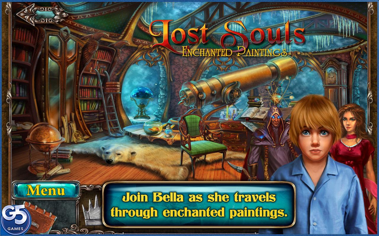 Lost Souls: Enchanted Painting- screenshot