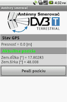 Screenshot of Antenny Smerovac