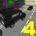 3D SWAT DRIVING RAMPAGE 4 icon