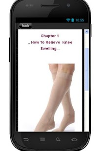 Knee Swelling Relieving Guide - screenshot thumbnail