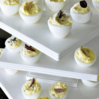 Dirty Deviled Eggs.