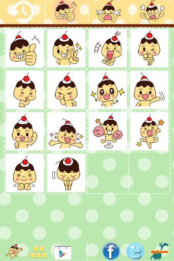 無料スタンプアプリ by TOSHIYAN