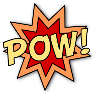 Pow! Comics Reader LOGO-APP點子