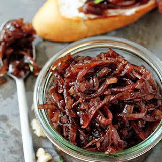 Red Onion Chutney.