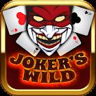 Jokers Wild Slot Machine HD icon