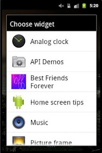 BFF: Dialer - screenshot thumbnail