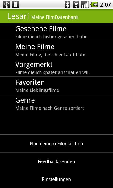 Lesari - Meine FilmDatenbank - screenshot