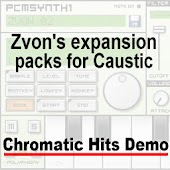 Chromatic Hits demo (Caustic)