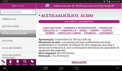 【免費醫療App】Adm Med Enfermagem - EnferMed-APP點子