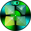 Next Launcher 3D Theme ClubMix icon