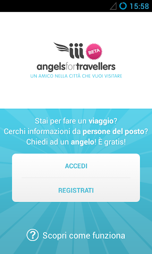 Angels for Travellers
