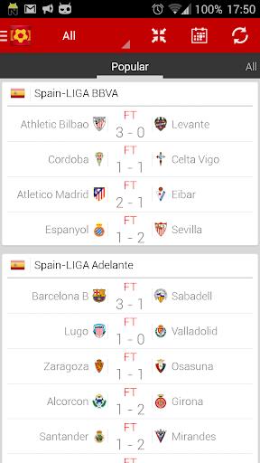 西班牙足球 - 西甲