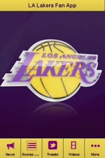 Los Angeles Lakers Fan App - screenshot thumbnail