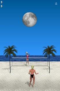 Beach Volleyball Lite- screenshot thumbnail