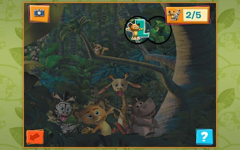 Madagascar: My ABCs- screenshot thumbnail