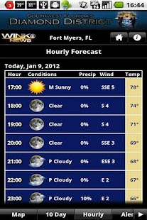 WINKweather - screenshot thumbnail