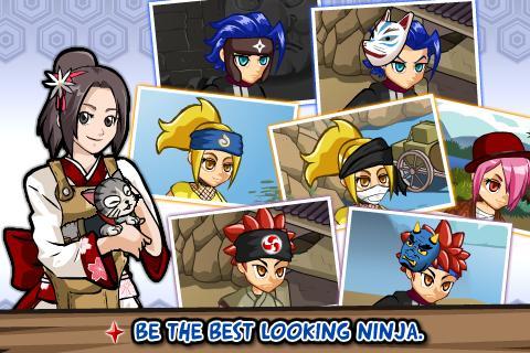 Ninja Saga - screenshot