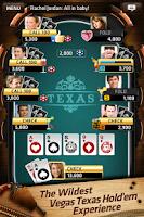 Screenshot of Vegas Poker Live Texas Holdem