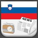 Slovenia Radio News icon