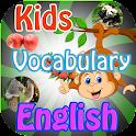 Kids English Vocabulary Free icon