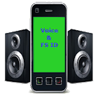 Voice Full Screen Caller id icon