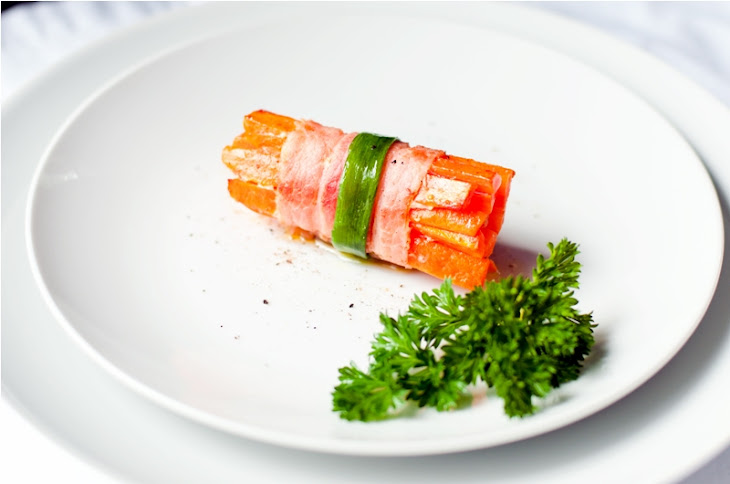 Carrots Wrapped in Bacon Recipe