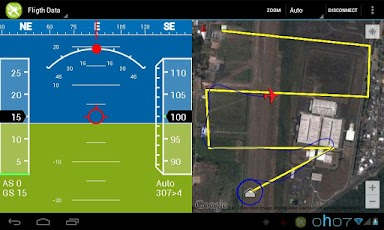 DroidPlanner for Android The best missionplanner alternative