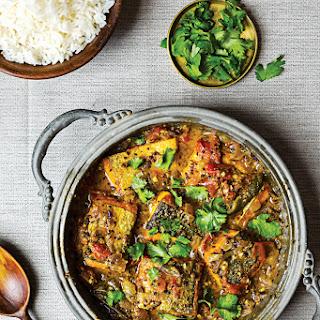Maacher Jhol (Bengali-Style Fish Stew)