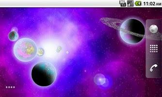 Screenshot of Fantastic PlanetScape LWP