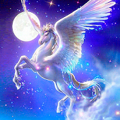 Pegasus Fantasy Live Wallpaper