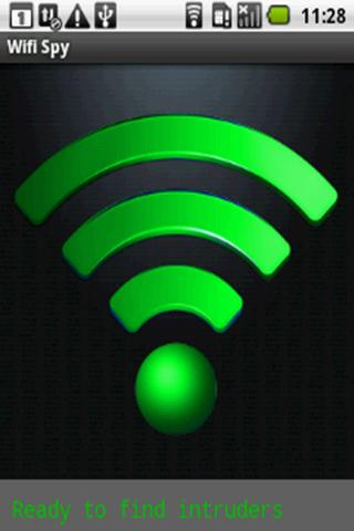 Wifi Spy - screenshot