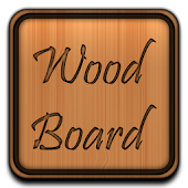 Wood Theme Go Launcher