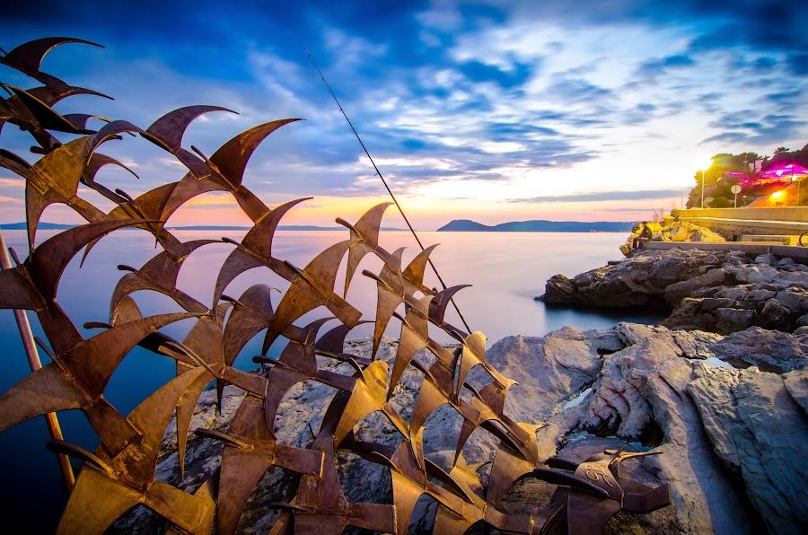by Luka Stipinović - Landscapes Sunsets & Sunrises
