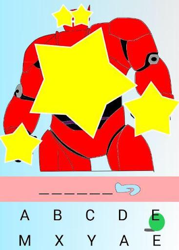Big hero Quiz: The Star