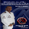 BJJ WHITE-BLUE LVL.3 JIU JITSU icon