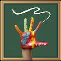 Finger Künstler (Malen 2.0) logo