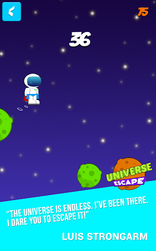 Universe Escape