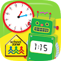 Telling Time Flash Cards icon