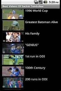 Sachin - The God Of Cricket - screenshot thumbnail