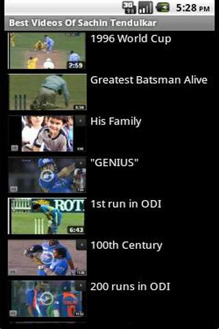Sachin - The God Of Cricket - screenshot