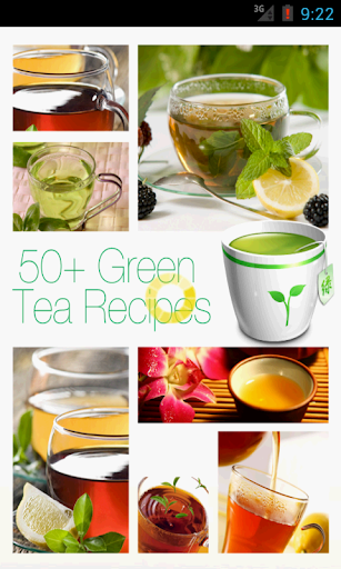50+ Green Tea Recipes