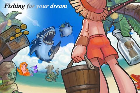 Funny Fish - Fishing Fantasy- screenshot
