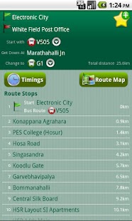 Bangalore CityTransit - screenshot thumbnail