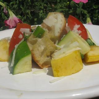 Summer Panzanella Recipe
