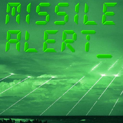 Missile Alert LOGO-APP點子
